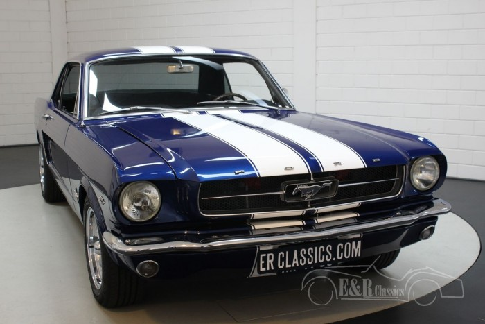 Ford Mustang V8 coupe 1965 kopen