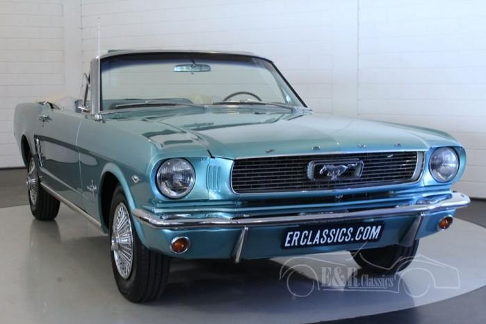 Ford Mustang Cabriolet V8 1966 kopen