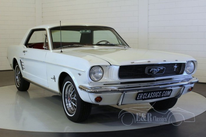 Ford Mustang coupe V8 1965 kopen