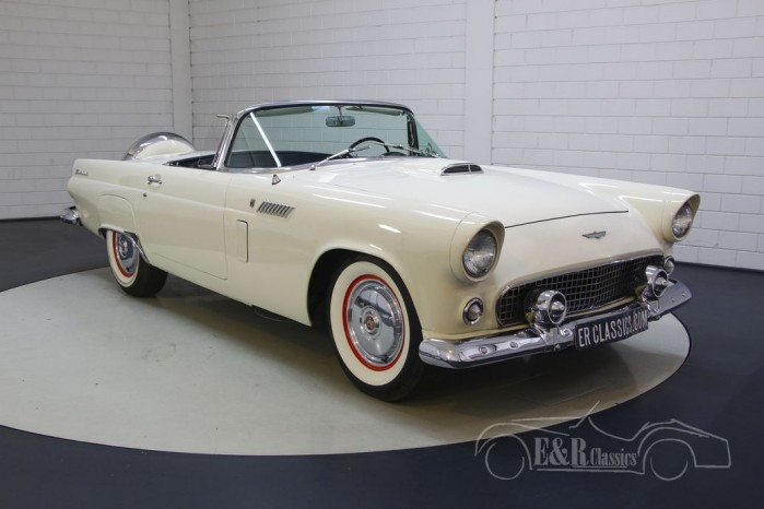 Ford Thunderbird  kopen