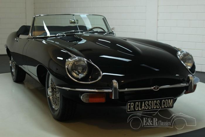Jaguar E-Type S2 cabriolet 1969  kopen