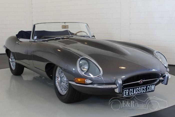 Jaguar E-Type S1 3.8 L cabriolet 1963  kopen
