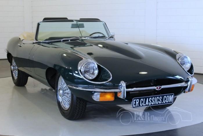 Jaguar E-type Series 2 Cabriolet 1970  kopen