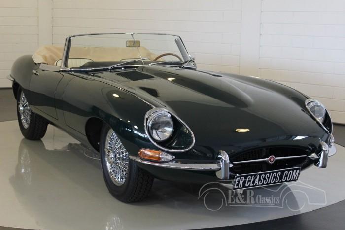 Jaguar E-type Series 1.5 Cabriolet 1968 kopen