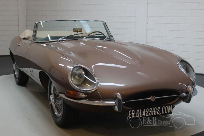 Jaguar E-type Series 1 convertible 1961 kopen