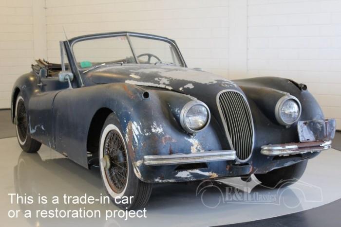 Jaguar XK120 DHC 1954  kopen