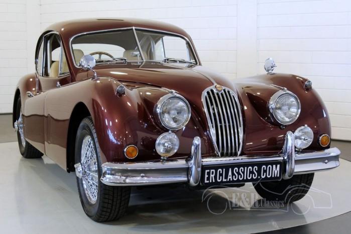 Jaguar XK140 FHC 1956 kopen