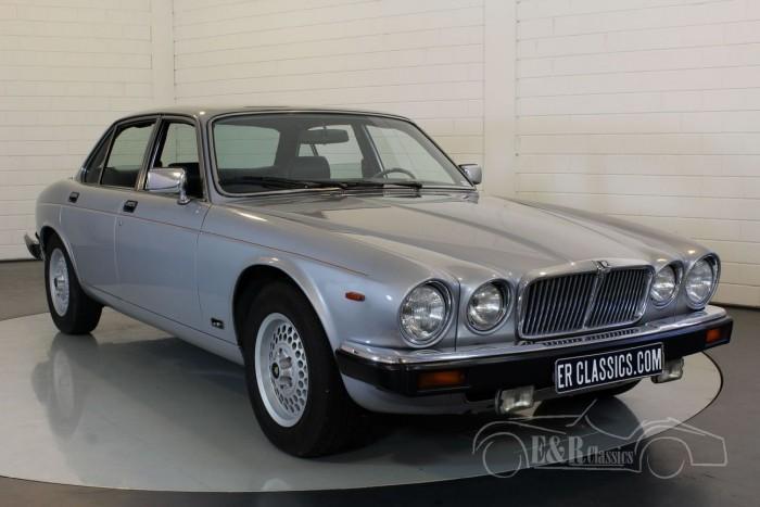 Jaguar XJ6 1982 handgeschakeld kopen