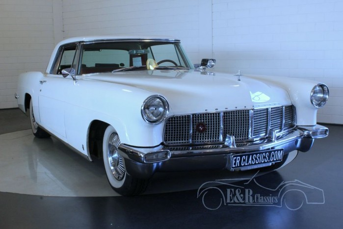 Lincoln Continental MK2 Hardtop coupe 1956  kopen