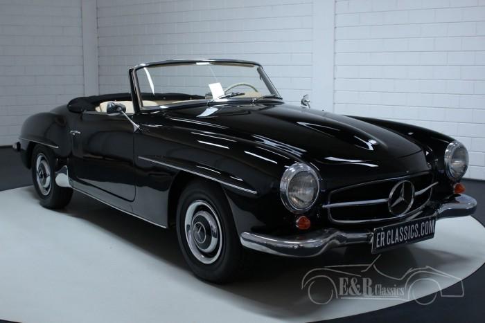 Mercedes-Benz 190SL Cabriolet 1962  kopen