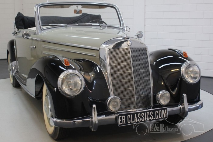 Mercedes-Benz 220A cabriolet 1952 kopen