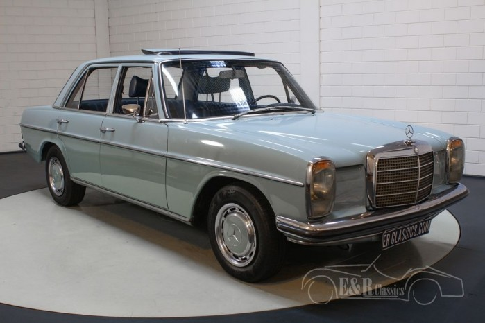 Mercedes-Benz 220 D kopen