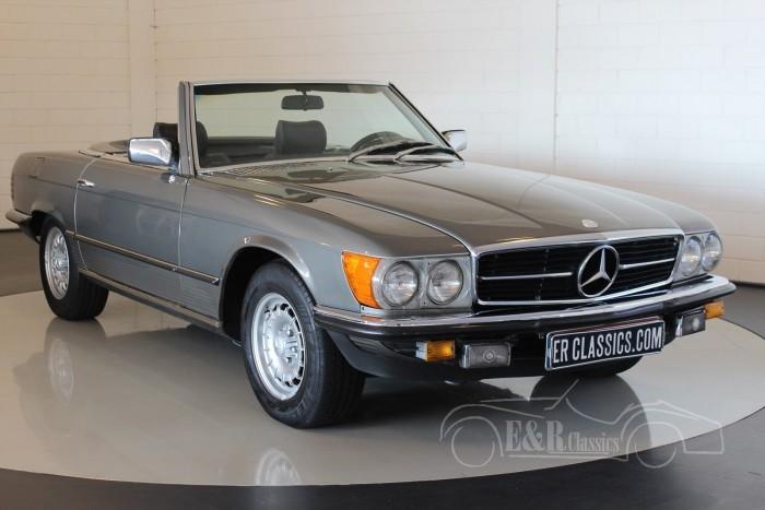 Mercedes-Benz SL 280 cabriolet 1980  kopen