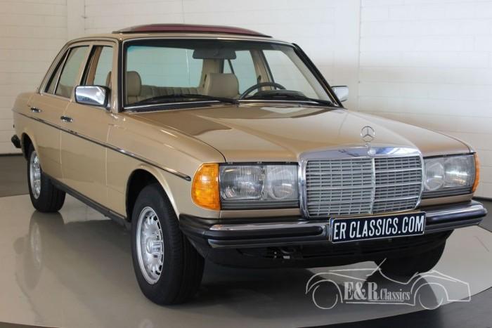 Mercedes-Benz 230E 1984  kopen