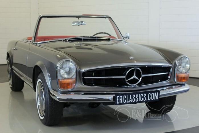 Mercedes Benz 230SL Cabriolet 1966 kopen