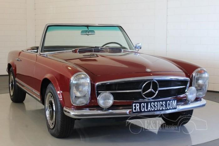 Mercedes-Benz 250 SL Pagode 1967  kopen