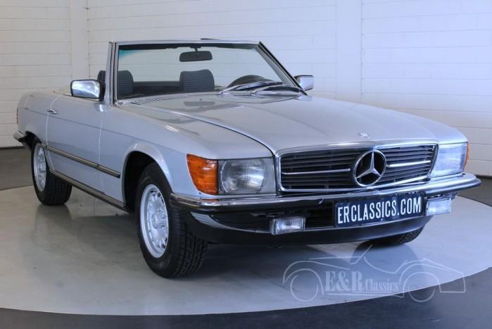 Mercedes-Benz 280 SL Cabriolet 1981 kopen