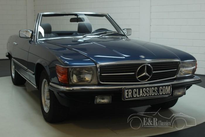 Mercedes Benz 280SL cabriolet 1985  kopen