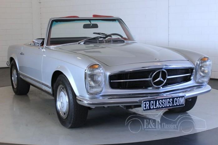 Mercedes-Benz 280SL Pagode 1969  kopen