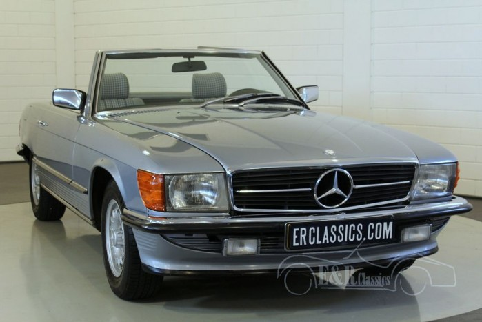 Mercedes Benz 280SL Cabriolet 1983 kopen