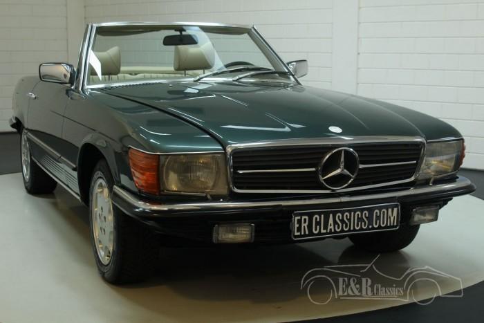Mercedes Benz 350SL 1979  kopen
