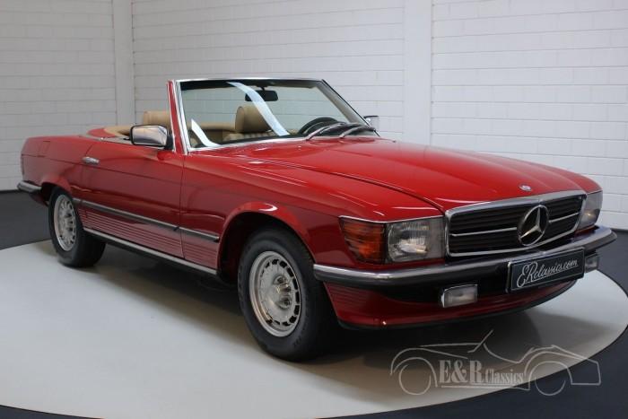 Mercedes-Benz 450SL 1980  kopen
