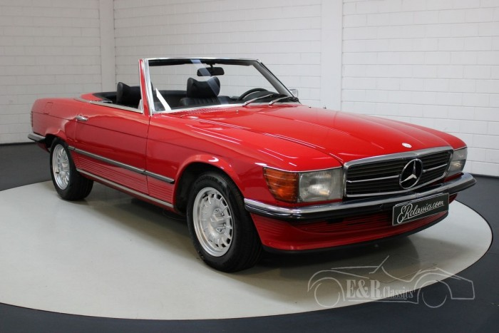 Mercedes-Benz 450SL 1974 kopen