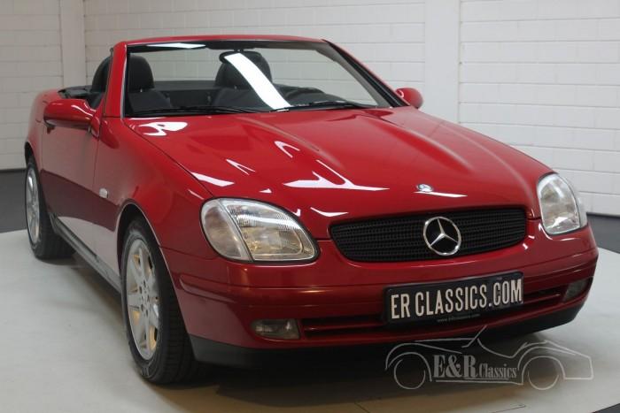 Mercedes-Benz SLK 200 Roadster 1997  kopen