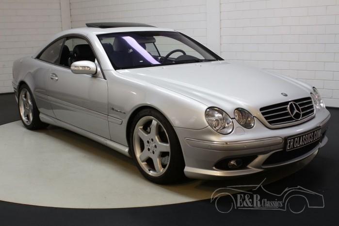 Mercedes-Benz CL55 AMG kopen