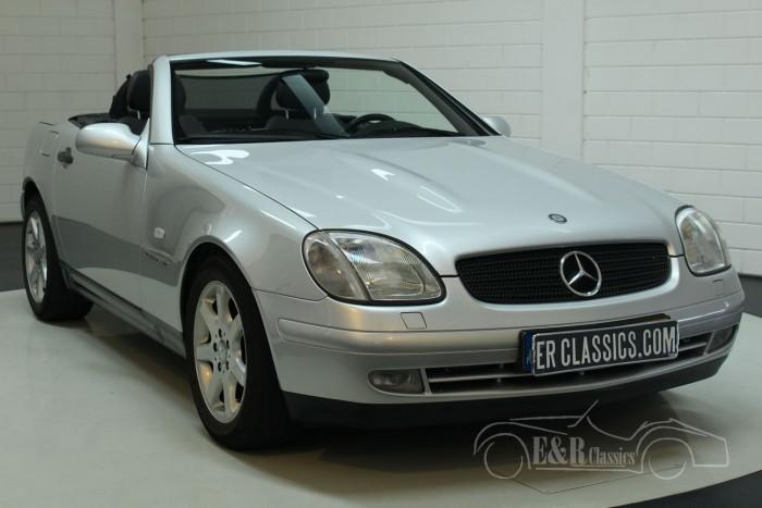 Mercedes Benz SLK 230 compressor  kopen
