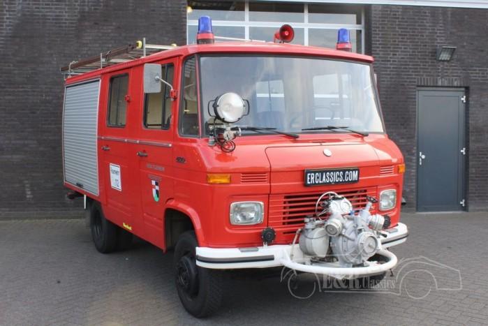 Mercedes-Benz LF 409 Firetruck 1979 kopen