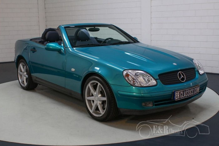 Mercedes-Benz SLK 200 kopen