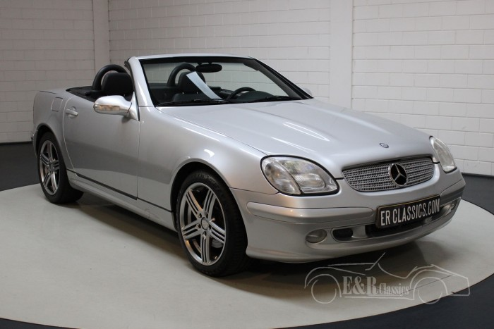 Mercedes-Benz SLK 320 kopen