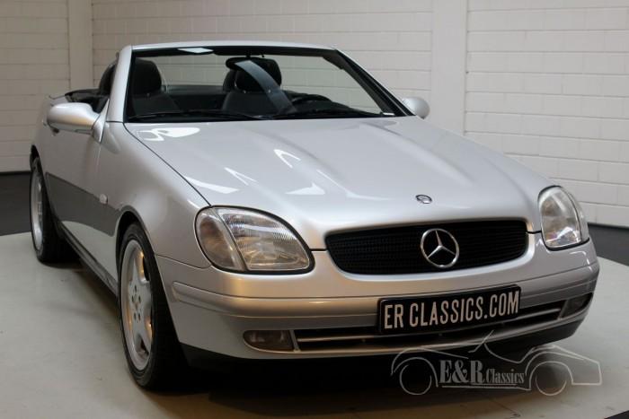 Mercedes SLK 200 cabriolet 1998 kopen