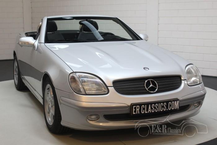 Mercedes-Benz SLK200 2000 kopen