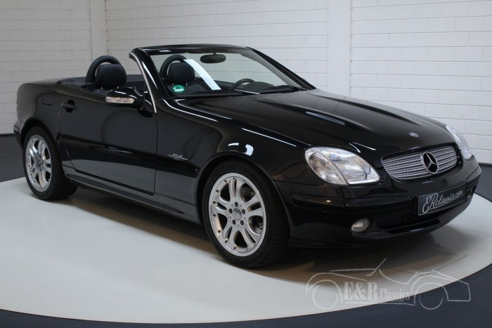 Mercedes-Benz SLK 200 Final Edition 2003  kopen
