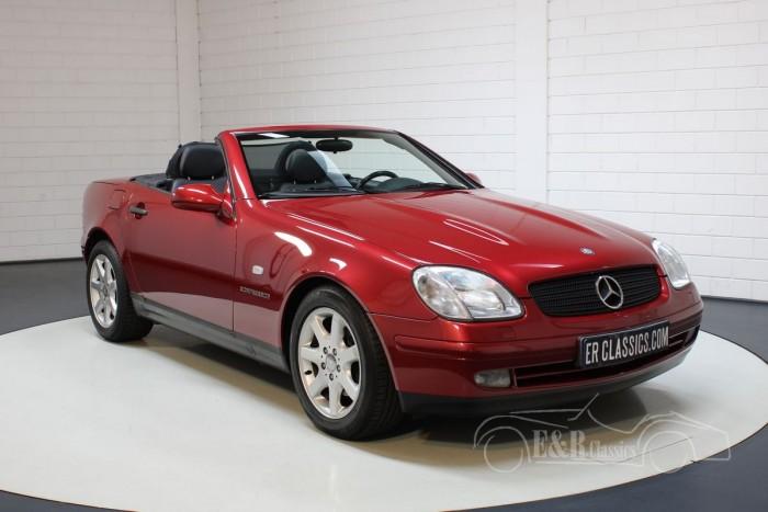 Mercedes-Benz SLK 230 kopen
