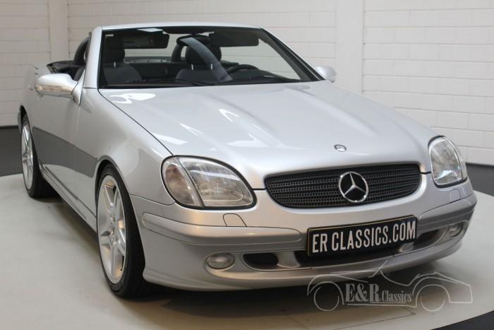 Mercedes-Benz SLK 320 V6 2003 kopen
