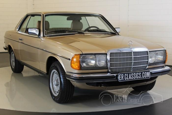 Mercedes-Benz 230CE Coupe 1984  kopen