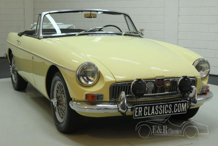 MG B cabriolet 1968  kopen