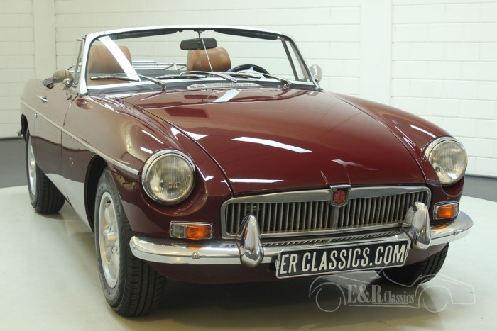 MGB Cabriolet 1976  kopen