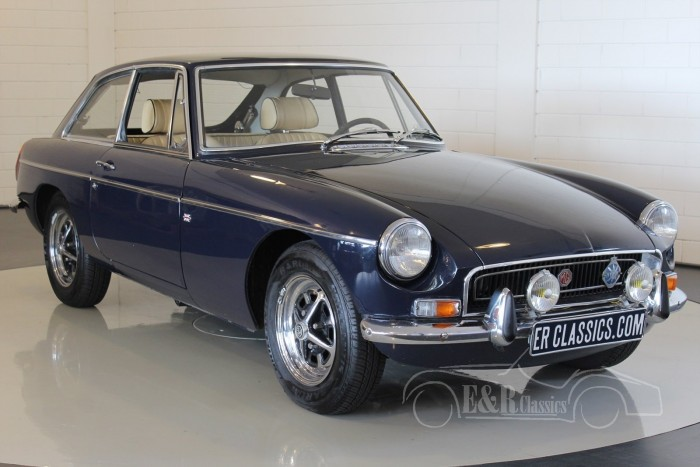 MG MGB GT Coupe 1972  kopen