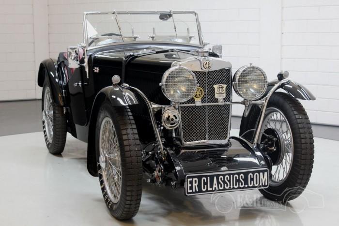 MG J2 Midget 1933 kopen