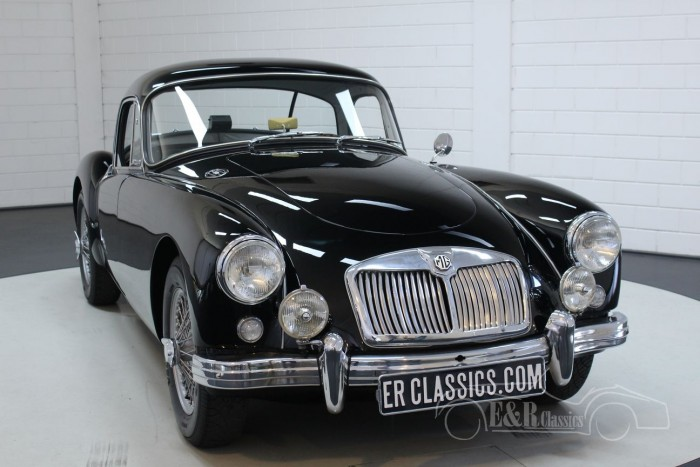 MGA 1500 Coupe 1957 kopen