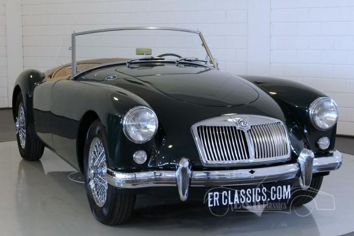 MG MGA Cabriolet 1957 kopen