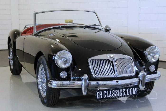 MG MGA Cabriolet 1959 kopen