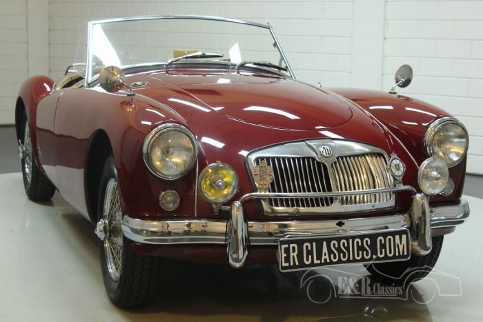 MGA Cabriolet 1960  kopen