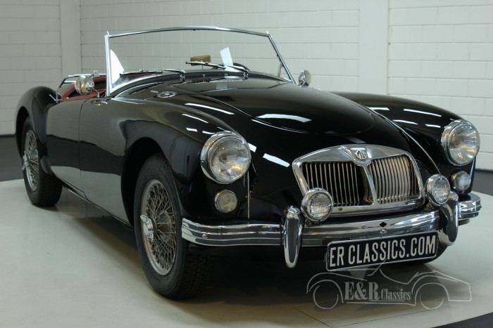 MGA 1600 cabriolet 1960 kopen