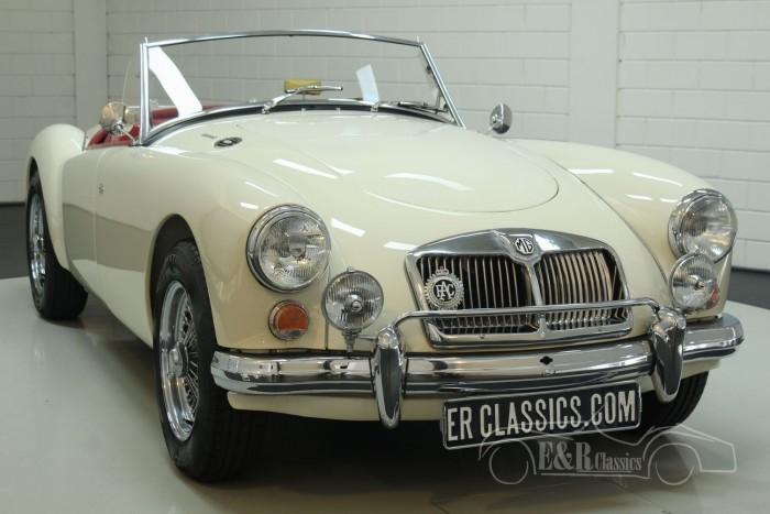 MGA 1622 MK2 cabriolet 1962  kopen
