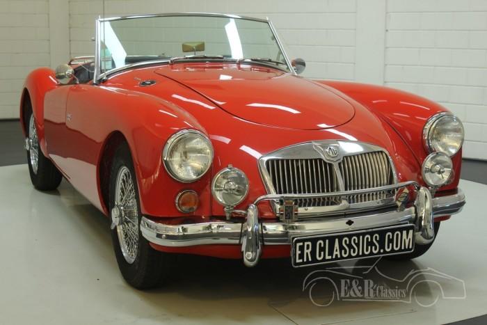 MG A Cabriolet 1962  kopen